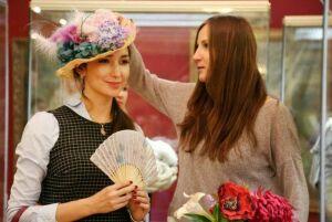 В Казани можно будет увидеть наряды российских императриц