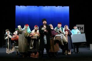 В Казани открылись гастроли Альметьевского театра