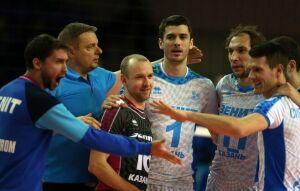 «Зенит» продолжил победную серию в Москве