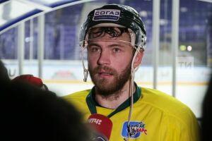 Участие игрока «Ак Барса» Лукоянова в первых матчах плей-офф под вопросом