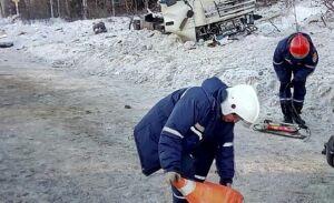 Водителя фуры из Татарстана раздавило на уральской трассе