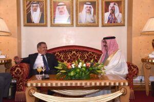 Президент Татарстана находится с рабочим визитом в Бахрейне
