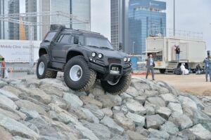 Татарстан совместно с ARJ HOLDING запустит производство вездеходов-амфибий «Викинг» в ОАЭ