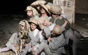 Второй день гастролей Альметьевского театра в Казани прошел при аншлагах