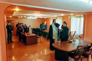 Епископ Мефодий освятил молодежный центр «Небо» в Бугульме