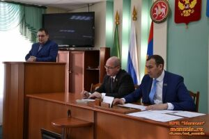 В Мензелинске создано представительство Ассамблеи народов Татарстана