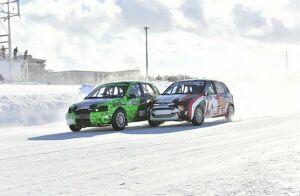 Победителем зимних трековых гонок на Кубок Салавата в Набережных Челнах стал Дмитрий Брагин
