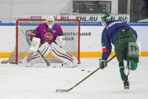 В открытой тренировке «Ак Барса» участвуют 28 хоккеистов