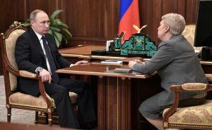 Васильева рассказала Путину о стоимости интеллектуальной собственности ЮФУ