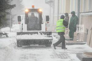 На сегодня в Казани надлежащим образом убрано 70 процентов дворов