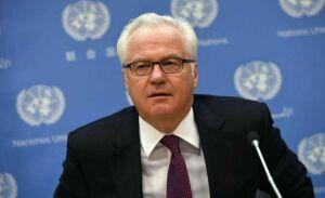 Генсек ООН назвал Виталия Чуркина выдающимся дипломатом