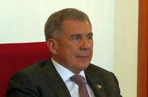 Президент РТ: Мы заинтересованы в поставках в Манаму нефтегазового оборудования и «КАМАЗов»