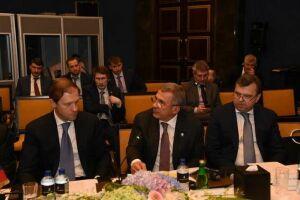 Рустам Минниханов предложил провести заседание Российско-Бахрейнской комиссии в Казани