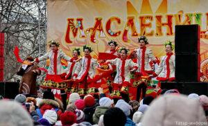 Казанский зоопарк приглашает желающих отметить Масленицу