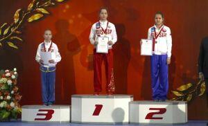 Сборная Татарстана по ушу завоевала 22 медали на международном турнире