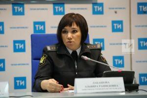 Эльвира Лабашова: «В этом году арестов автомобилей будет намного больше»