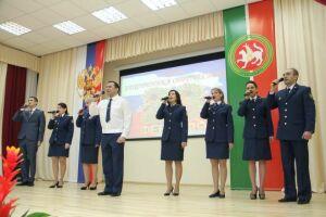 Сотрудники пенитенциарного ведомства РТ отметили День защитника Отечества