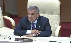 Рустам Минниханов призвал завершить переход на газовые котлы в поселке Уруссу к сентябрю