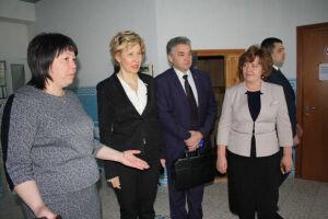 Ольга Павлова взяла шефство над обществом слепых Заинска