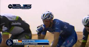 Украинский велогонщик разбил лицо немецкому спортсмену во время прохождения «Тура Дубая»