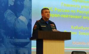 Названы районы Татарстана с лучшей и худшей противопожарной обстановкой