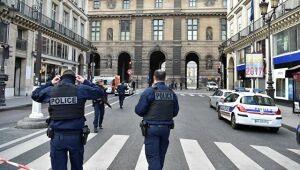 В ТЦ у Лувра военный ранил готовившего теракт мужчину – видео