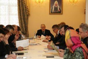 Минтимер Шаймиев провел выездное совещание по воссозданию Собора Казанской иконы Божией Матери