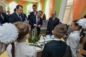 В казанской гимназии № 3 планируют открыть экологический класс