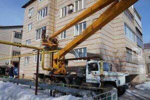 Уруссу: До сентября 2017 года на индивидуальное отопление переведут почти 400 жилых домов