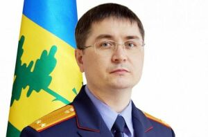 В Нижнекамске представили нового руководителя следственного отдела
