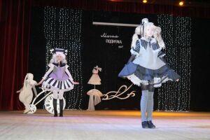 В Елабуге прошел региональный фестиваль «Магия подиума»