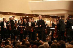 Валерий Гергиев открыл турне XVI Московского Пасхального фестиваля в Казани