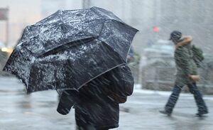 Татарстан накроет дождем и мокрым снегом