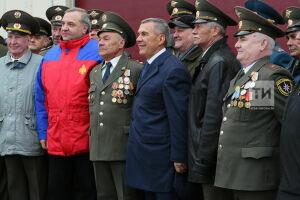 Пучков и Минниханов открыли в Иннополисе пожарно-спасательную часть