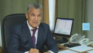 Глава Управления гражданской защиты исполкома Казани Фердинанд Тимурханов – именинник