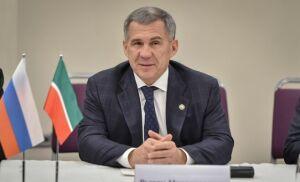 Президент РТ обсудил с гендиректором «Вертолетов России» вопросы дальнейшего взаимодействия