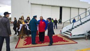 Глава МЧС Владимир Пучков прибыл в Казань