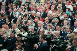 Мухаметшин: Съезд народов показал, что в Татарстане народ консолидирован