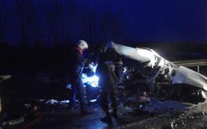В Менделеевском районе в ДТП погибли два человека