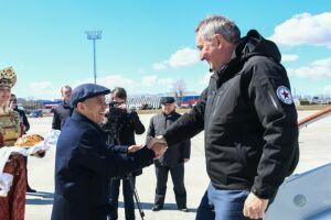 В Татарстан с рабочей поездкой прибыл вице-премьер РФ Дмитрий Рогозин