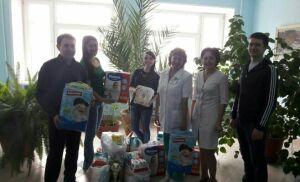 Союз татарской молодежи Удмуртии принял участие в благотворительной акции «Неделя добра»