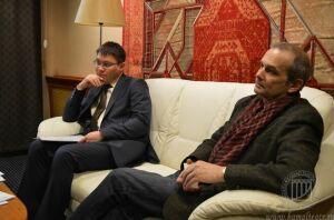 Руководители театра Камала отправились на фестиваль MITEM в Будапешт