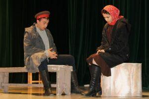 Атнинский театр представит спектакль на камаловской сцене