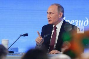 Путин сравнил законы природы со своими попытками сохранить Россию от «поедания»