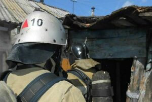 Фото: В Казани в частном доме сгорел 65-летний мужчина