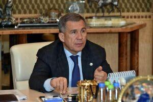 Рустам Минниханов согласовал Программу модернизации и укрепления первичного медицинского звена РТ