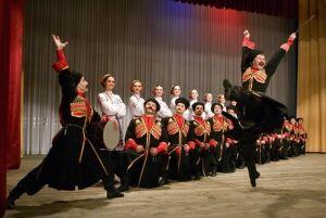 «Казаки России» дадут концерт в Казани