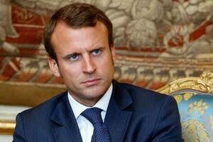 Макрон выбился в лидеры на выборах Президента Франции