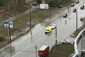 В Казани дорожный конфликт закончился стрельбой из газового пистолета