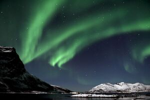 Ученые обнаружили сверхгорячие светящиеся «реки» в атмосфере Земли